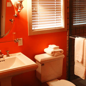 Orange Room Image